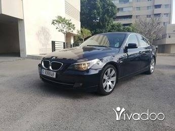 BMW in Baabda - Very clean familiar car Bmw 525 Model 2007