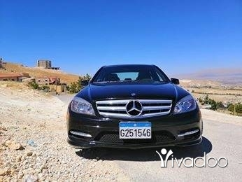 Mercedes-Benz in Beirut City - Mercedes C300 4 MATIC 2011 FULL OPTION VERRY CLEAN