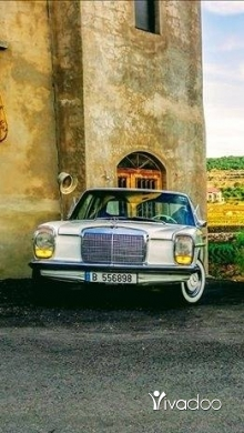 Mercedes-Benz in Sour - Mercedes_w115_220_1973