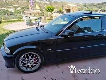 BMW dans Nabatyeh - 328 عليها سنتين ميكانيك وكالة جديدة باسمي مفولة \