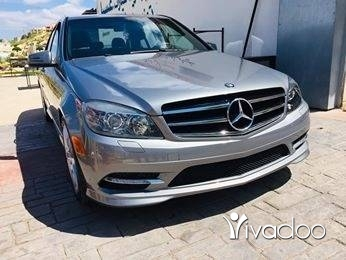 Mercedes-Benz in Nabatyeh - Mercedes C300 2011