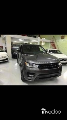 Rover in Saida - Range Rover Sport Autobiography V8 , 49000 mile , clean carfax ,