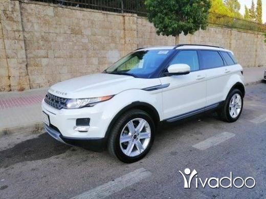 Rover in Beirut City - RANGE ROVER EVOQUE MODEL 2012 CLEAN CAR FAX 1 OWNER سياره بالورق بعده واصل مكفوله وتحت الفحص