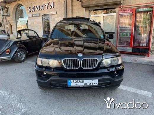 BMW in Zahleh - Bmw x5 2002