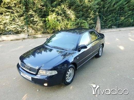 أودي في زحله - Audi a4 model 2001 4 cylinder سياره خارقه وبويه شركه وبتعمل ٢٥٠ كيلو بالتنكه سياره جديده