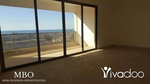 Apartments in Jnah - 225 SQM Apartment For Sale in Jnah/Bir Hassan