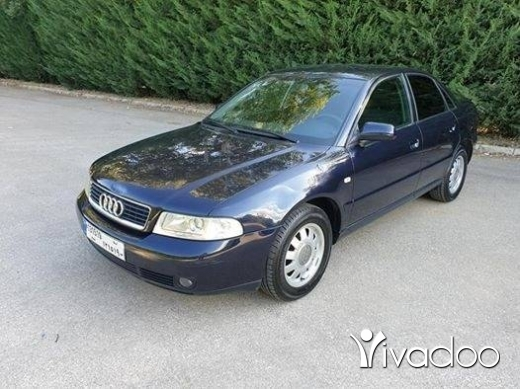 Audi in Zahleh - Audi a4 model 2001 4cylinder 1.8 سوبر خارقه ونضيفه ووفيره كتير وبويا شركه بعدا ومفوله زوايد