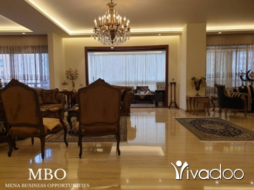 Apartments in Ras-Beyrouth - Luxurios Apartment For Sale In Ras Beirut