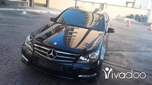 Mercedes-Benz in Beirut City - Price 15,300 $Mercedez benz C 250 AMG Look, Model 2012, Four cylinders , Ajnabiyeh, low mileage 37,