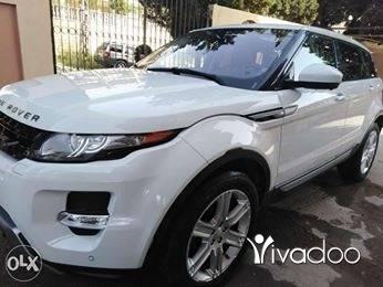 Rover in Tripoli - Evoge model 2014 pure prinium just arrived