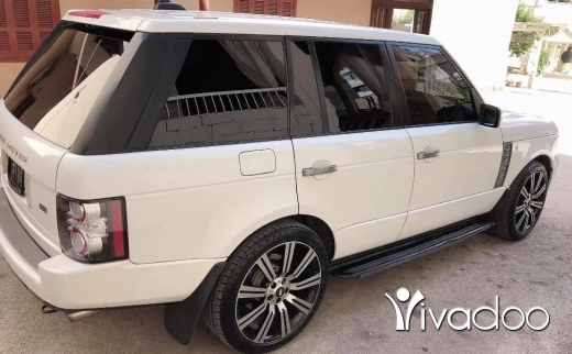 Land Rover in Beirut City - Range rover vogue HSE 2008 look 2010