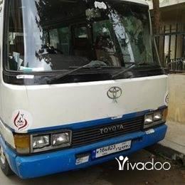Toyota in Tripoli - باص للبيع موديل 89 / 24 راكب بسعر مغري