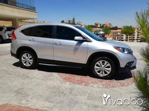 Honda in Zahleh - honda crv exl 2013