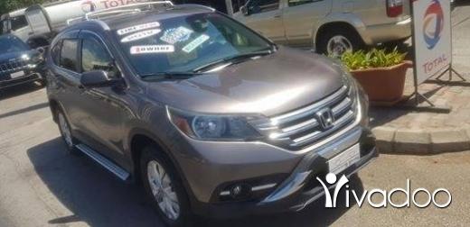 Honda in Tripoli - NEW HONDA CRV 2012