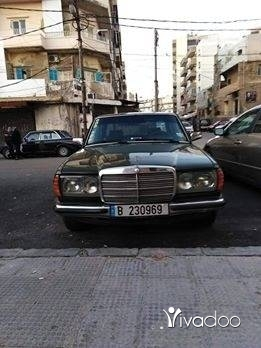 Mercedes-Benz in Mina - Car