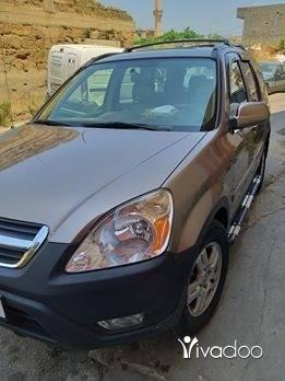 Honda in Tripoli - خارق النظافة 4*4
