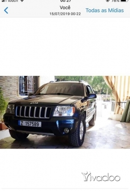 Jeep in Port of Beirut - Jeep cheroke