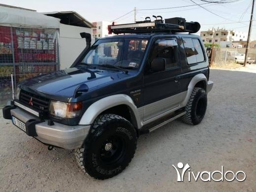 Mitsubishi in Al Beddaoui - ياجيرو مفول غير عادي