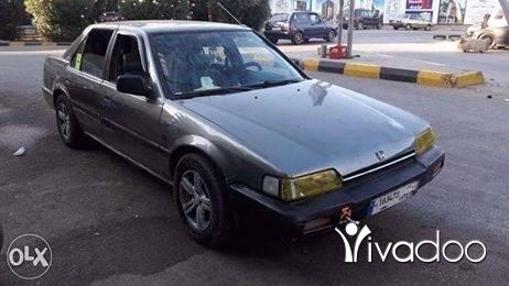 Honda in Tripoli - هوندا اكورد