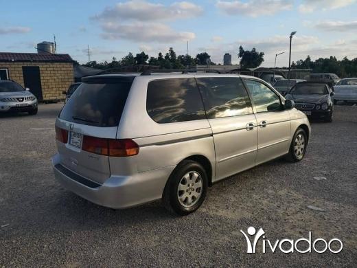Honda in Sour - honda odyssye