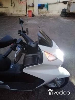 Baotian in Beirut City - HONDA Silverwing 600cc