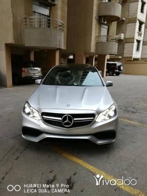 Mercedes-Benz in Tripoli - 2011 E350 mercedes look AMG