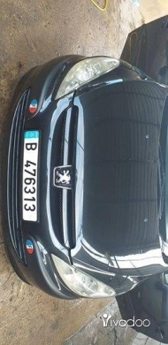 Peugeot in Tripoli - بيجو ٣٠٧
