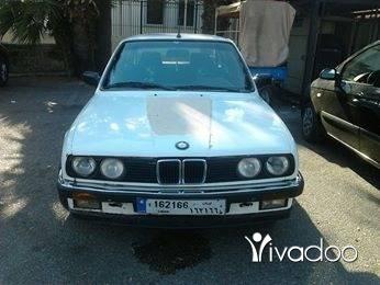BMW in Mina - سيارة بيئام موديل 84 بخاخ موتير 4سيلندر طراز316