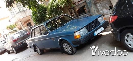 فولفو في عين الرمانه - Volvo 240