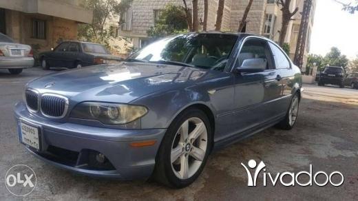 BMW in Beirut City - Bmw new boy 325 2004