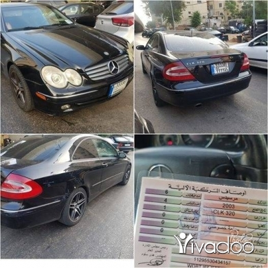 Mercedes-Benz in Tripoli - for sale mercedes clk