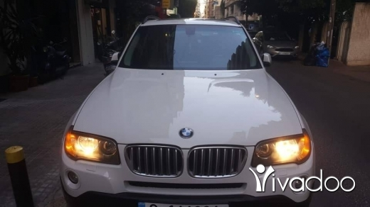 BMW in Barbour - X3 model 2009