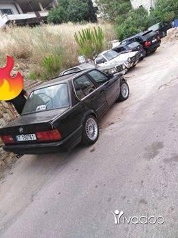 بي ام دبليو في حمانا - BMW 318 ،model 89