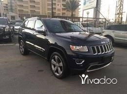 Jeep in Tripoli - Grand cherokee Limited 2014 Call