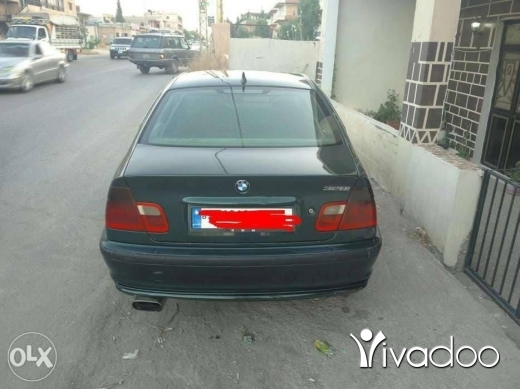 BMW in Hermel - New boy