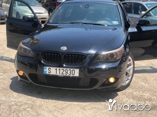 BMW in Beirut City - 530 2006