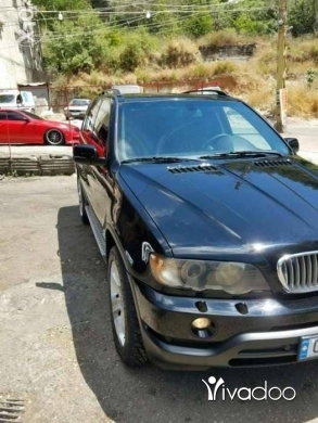 BMW in Ain Dara - X5 v8 2001