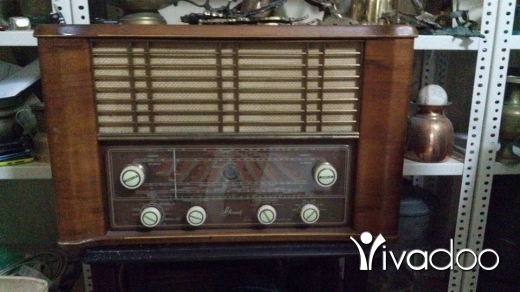 Other in Beirut City - Antik german radio 70 years old, 60x40x30, Eccellent