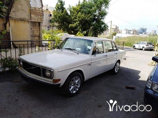 Volvo in Beirut City - Volvo 144 1970