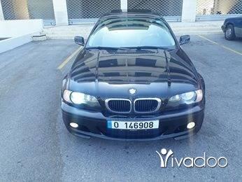 BMW in Saida - بي ام نيو بوي 325فيتاس عادي موديل2001 مدفوع2018 معاينة2019مكيف تلج ميكانيك نظيف شاشة كاميرا