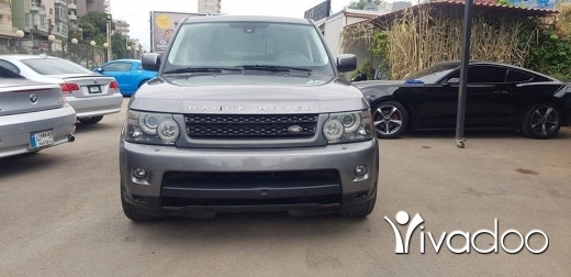 Land Rover dans Beyrouth - ranage rover 2010