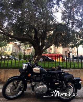 Other Motorbikes in Beirut City - Royal enfield 500 (sidecar)
