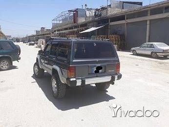 Jeep in Zahleh - jeep cherokee 1990