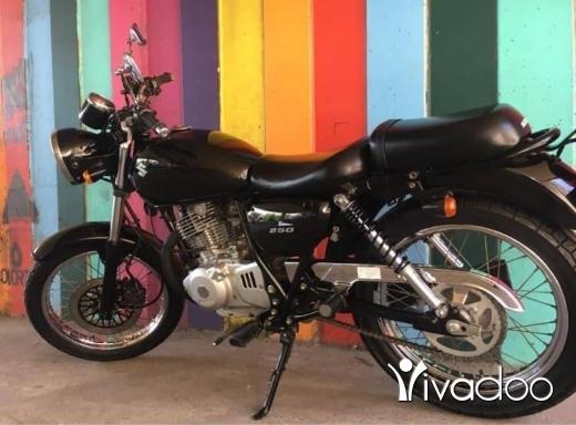 Suzuki in Beirut City - Suzuki st250