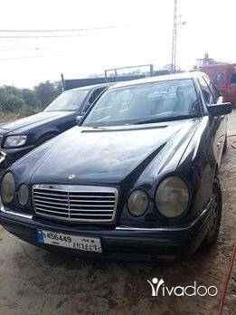 مرسيدس بنز في زغرتا - Mercedes e 230 96 inkad .