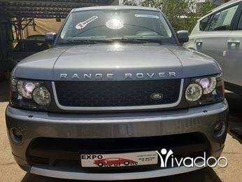 روفر في بوشريه - Range Rover sport 2012
