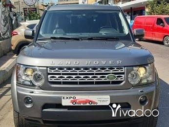 لاند روفر في بوشريه - Land Rover LR4 HSE luxury plus
