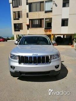 Jeep in Beirut City - sensor