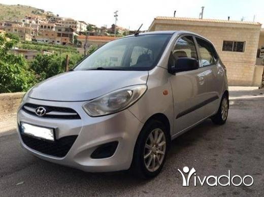 هوندا في عاليه - Hyundai i10 2013 Automatic