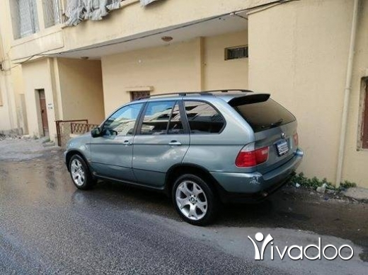 BMW in Choueifat - Bmw x5 model 2003 3.0 super clean kyen cherke ma n2so chi mekanic top moter vetes 71237166